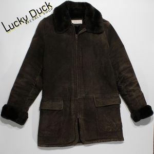 Jones New York Sport Jacket Women's Dark Brown S